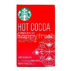Starbucks Kakao Panas Peppermint