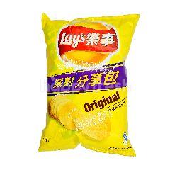 Lays Original Potato Chips
