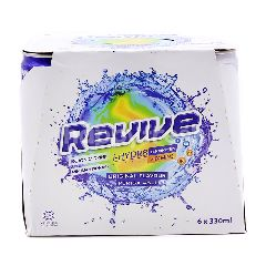 Revive Original Flavoured Isotonic Drink (6 Cans)