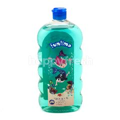 Natures Organics Sabun Mandi Fun Time Aqua Splash
