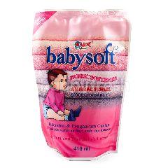 Babysoft Pelembut dan Pengharum Pakaian Anti Bakteri