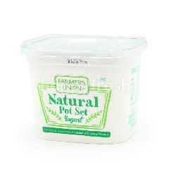 Farmers Union Natural Pot Set Yogurt