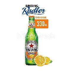Bintang Radler Bir & Jeruk Botol