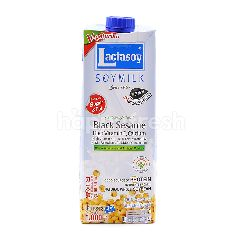 Lactasoy Soymilk Black Sesame Drink