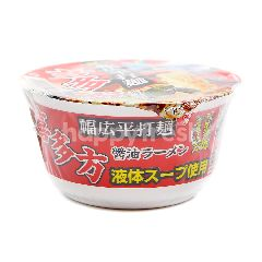 Sunaoshi Soy Sauce Ramen