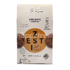 Zesti Dark Chocolate Organic Cookies