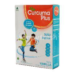 Curcuma Plus Susu Bubuk Rasa Vanila 1-6 Tahun