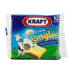 Kraft High Calcium Singles Cheese (12 Slices)