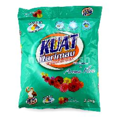 Kuat Harimau With Fragrance Of Aroma Flora