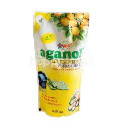 Aganol Pembersih Lantai Anti Bakteri Lemon