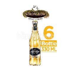 Strongbow Apple Ciders Gold Apple (6 x 330ml)