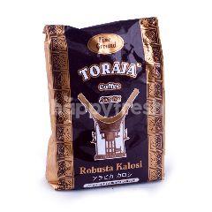 Toraja Coffee Kopi Robusta Kalosi