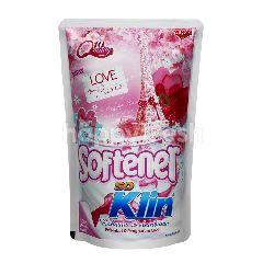 SoKlin Softener Pelembut & Pengharum Cucian Pink Cherry Blossom