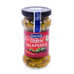 Santa Maria Green Jalapenos Pickled