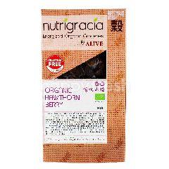 NUTRIGRACIA Organic Hawthorn Berry