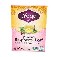 Yogi Woman'S Raspberry Leaf