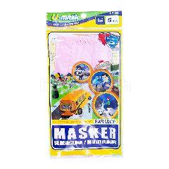 U-mask Masker Wajah Pink
