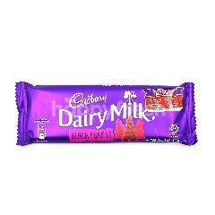 Cadbury Black Forest Dairy Milk Chocolate Bar