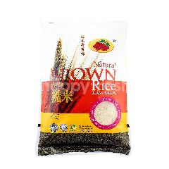 Cap Rambutan Natural Brown Rice