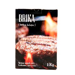 Brika Coconut Briquettes 1Kg
