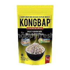 Kongbap Beras Biji Chia dan Quinoa Campur Biji-bijian