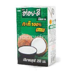อร่อย-ดี กะทิ 100%