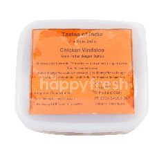 Taste Of India Ayam Vindaloo