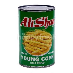 Ali Shan Young Corn