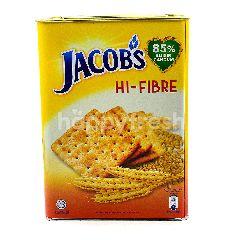 Jacob's Hi-Fibre Crackers