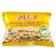 Mr. P Kacang Panggang Rasa Bawang Putih