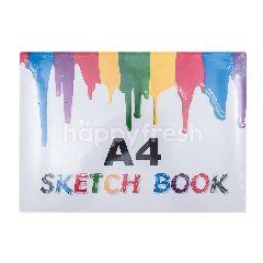 Kiky Buku Gambar A4