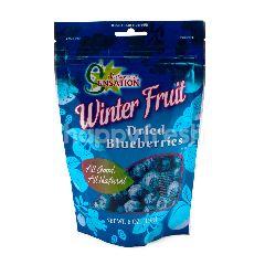 NATURE'S SENSATION Buah Musim Dingin Kering Blueberry