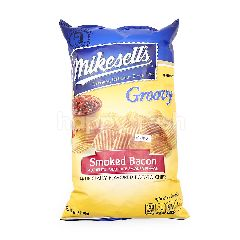 Mickesell's Groovy Smoked Bacon Artificially Flavoured Potato Chips