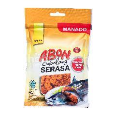 Serasa Food Abon Cakalang Manado Original