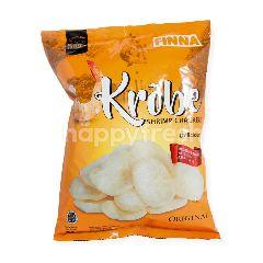 Finna Krobe Kreker Udang Original