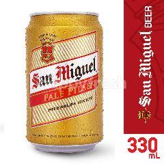 San Miguel Bir Pilsen Pale