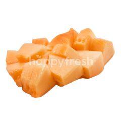 Melon Merah Manis Potong Segar