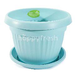 Claris Pot Bunga Florence 5822 D 3.6L