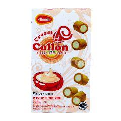 Monde Callon Biskuit Krim Vanilla
