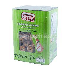 ไบตี้ แครกเกอร์กะทิไส้แยมสับปะรด 1.3 กิโลกรัม