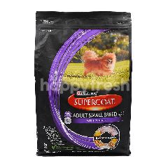 Purina SuperCoat Adult Small Breed With Chicken Dog Food