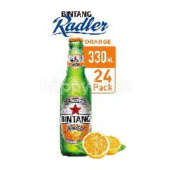 Bintang Radler Bir & Jeruk (24 x 330ml)