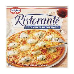 Dr. Oetker Quattro Formaggi Ristorante Pizza 355G