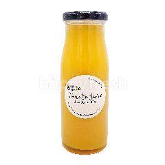 สวีท แอนด์ กรีน น้ำมะเขือเทศเชอร์รี่สีเหลือง 100% ปราศจากน้ำตาลและสารกันเสีย