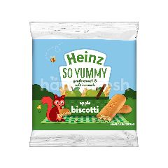 Heinz Apple Biscotti Snack