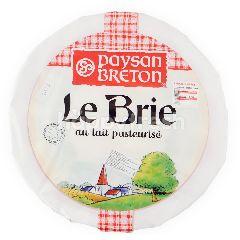 Paysan Breton Keju Brie Utuh