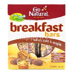Go Natural Breakfast Bars