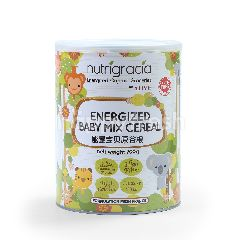 NUTRIGRACIA Energized Baby Mix Cereal