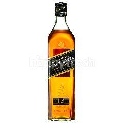 Johnnie Walker Black Label Usia 12 Tahun