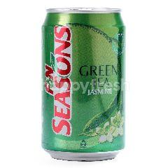 F&N Seasons Green Tea Jasmine
